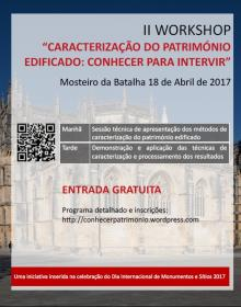 II workshop 18 de abril 2017